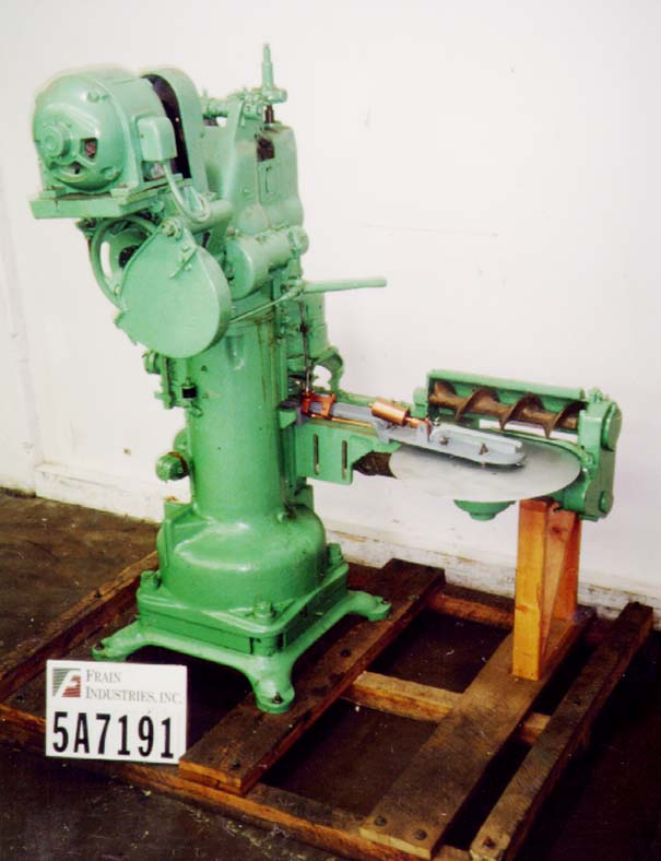 Continental Can Seamer 1 Head 318PDS