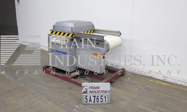 Multivac Sealer Bag Vacuum B860
