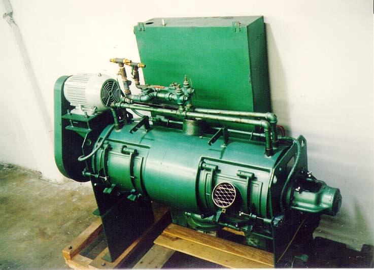 Littleford Mixer Powder Plow K300