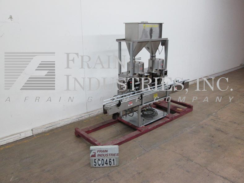 Weigh Right Filler Powder Volumetric AB