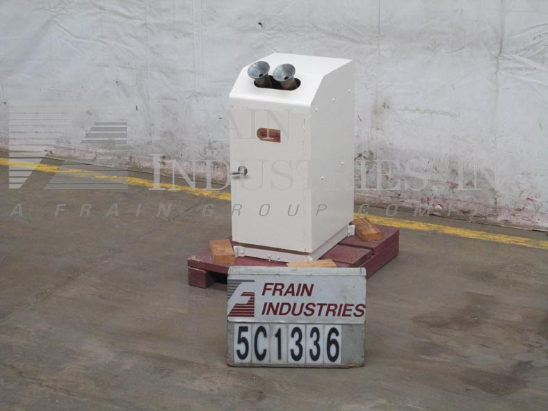 Pneumatic Scale Cleaner Air 2HEAD
