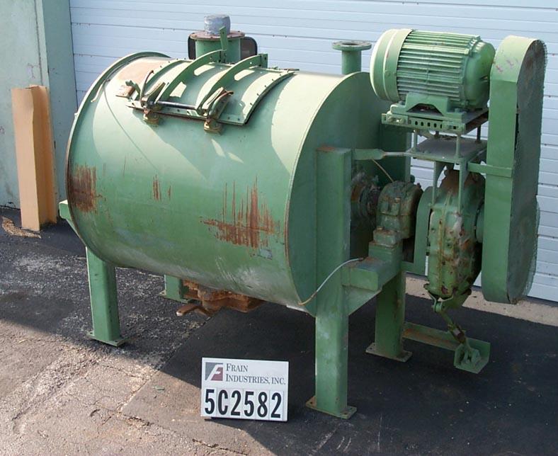 Littleford Mixer Powder Plow FKM1200