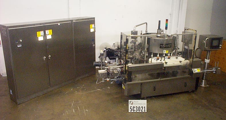 Photo of Krones Labeler P/S Wrap AUTOCOL