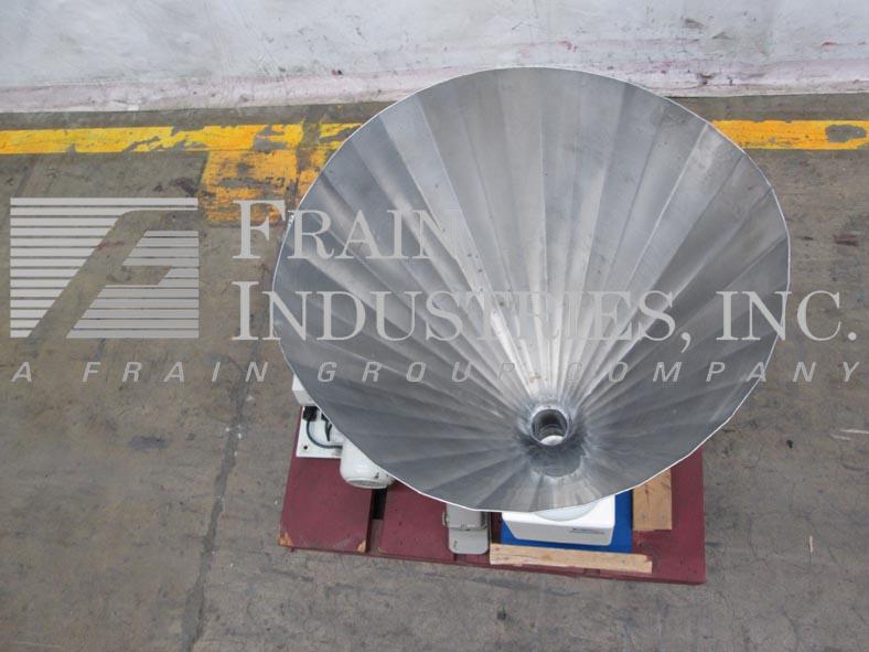 Chemical & Pharmaceutical Tube Metal GRISONA TE1000