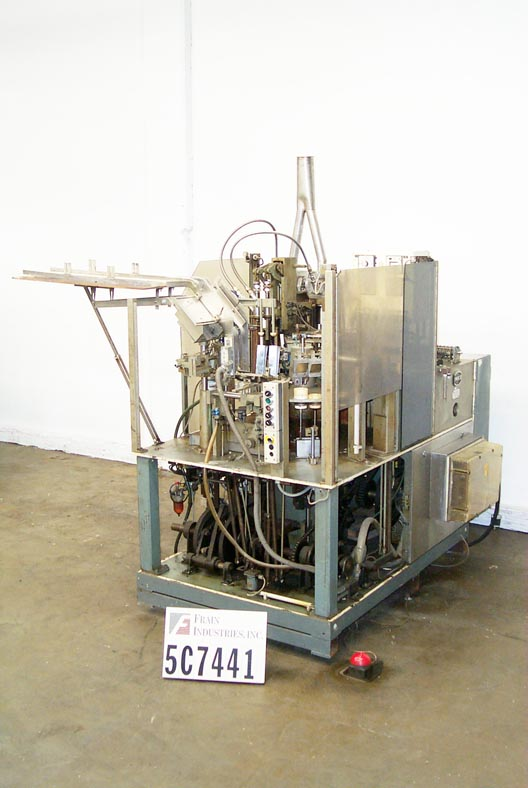 IWKA / Oystar Tube Plastic TU200