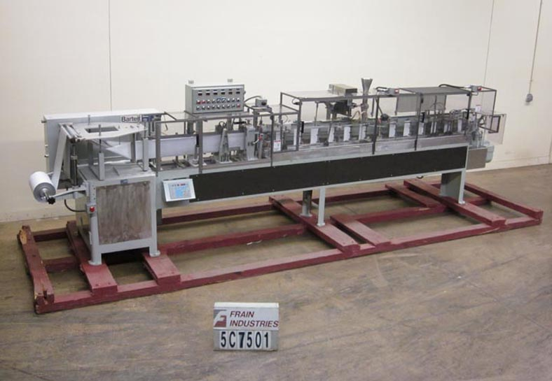Bartelt Form & Fill Volumetric IM914