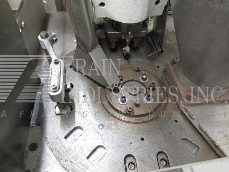 Kemwall Press Mechanical MARK IV 1-Color Cosmetic Powder Press