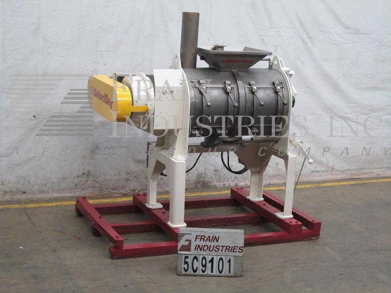 Littleford Mixer Powder Plow FKM300