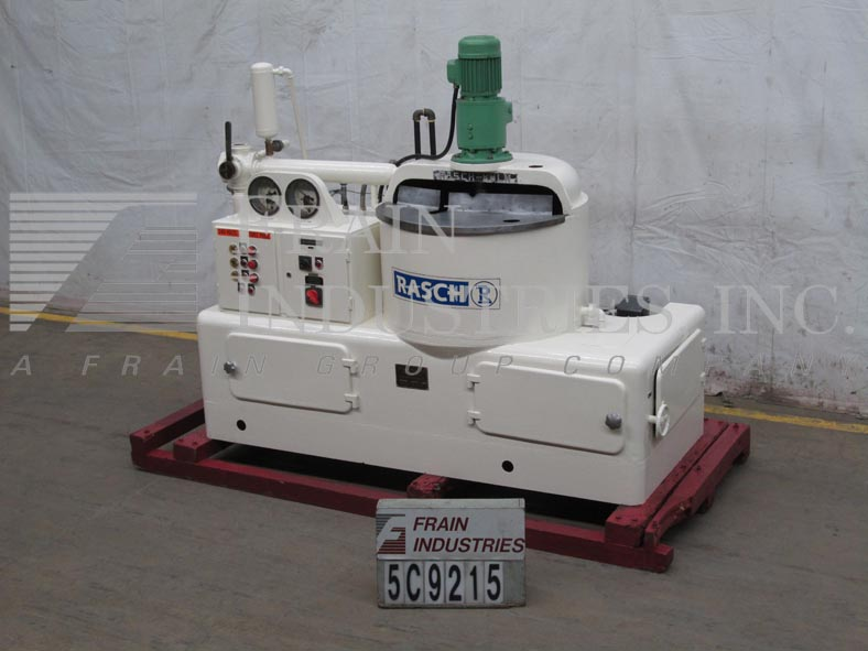 Rasch Candy Chocolate Tempering TR5