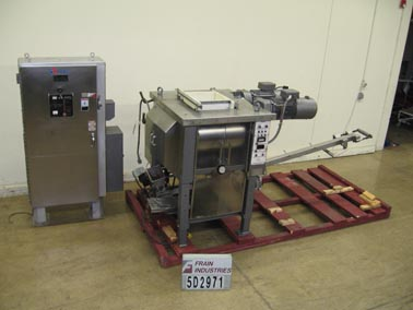 APV Baker Bakery Equipment Rounders DIVIDER Automatic dough divider capable of running 20 to 190 pieces per minute