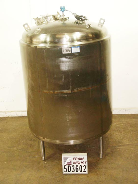 Photo of Mueller Tank WFI 1000 GAL