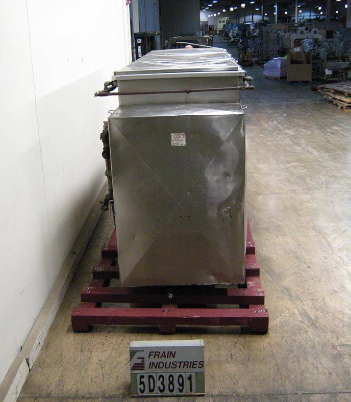 Weiler Mixer Powder Paddle S.S. 142 CU FT