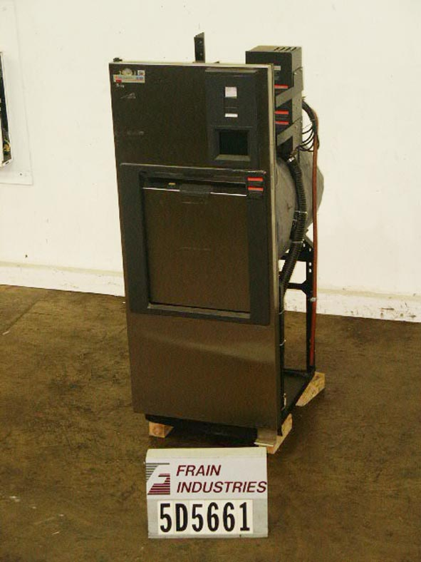 Photo of Amsco Sterilizer Single Door SG120 Amsco single door steam jacketed gravity sterilizer