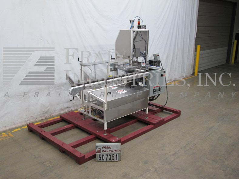 Combi America Case Packer Drop Packer CCP/E2500