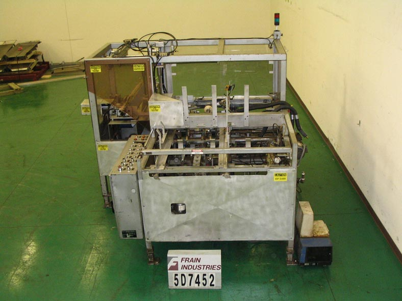 Southern Packaging Case Packer Wrap Around WAC258