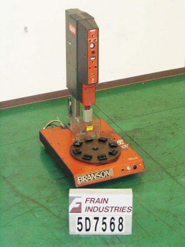 Branson Sonic Blister RF 8200