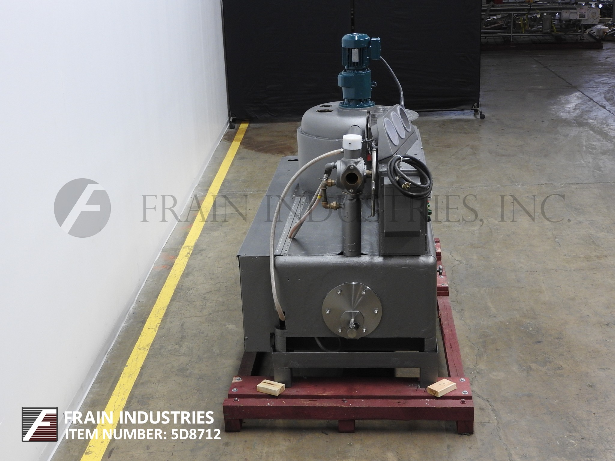 Rasch Candy Chocolate Tempering TR10