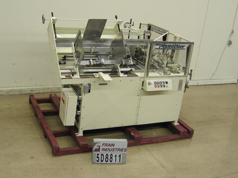 Padlocker Case Erector Glue CF151ST