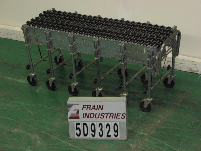 Flexible Material Handling Conveyor Roller NESTAFLEX175