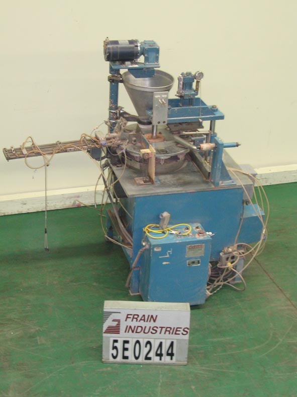 Carver Press Mechanical MCP 1-Color Cosmetic Powder Press