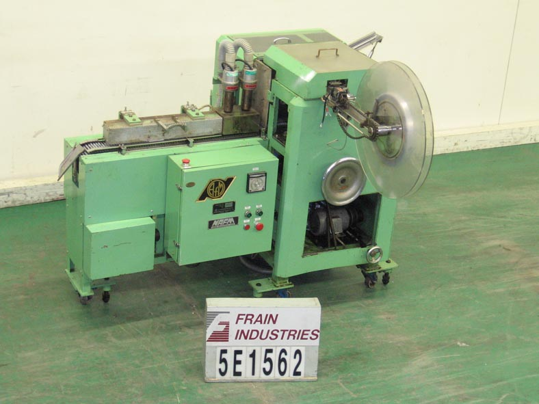 Photo of NAFM Nippon Auto Fine Mach Labeler Sleever W-2
