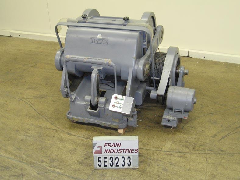Press Mechanical TITAN