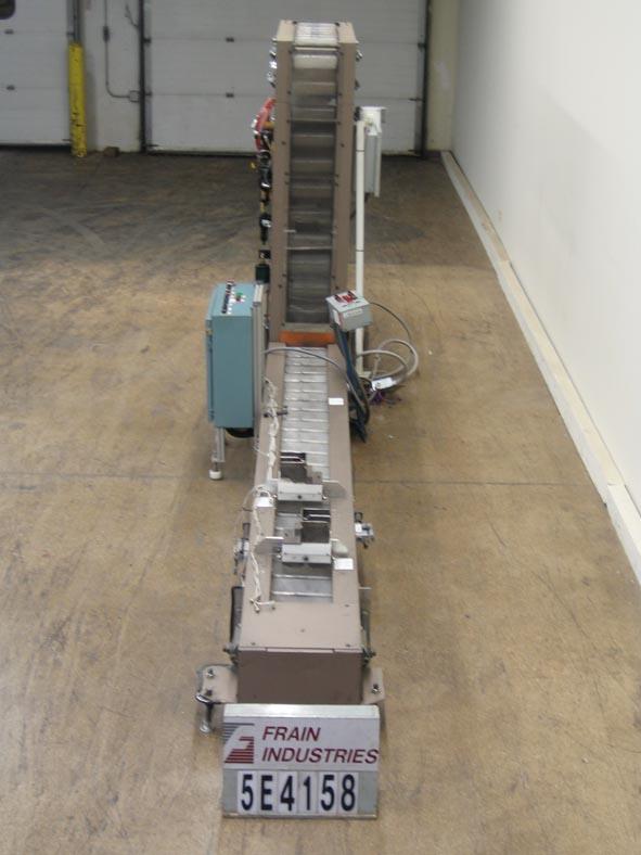 Delta Conveyor Bucket Elevator LDF20