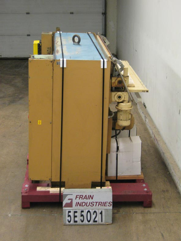 Herman Schwabe Inc Press Mechanical LYS 1660