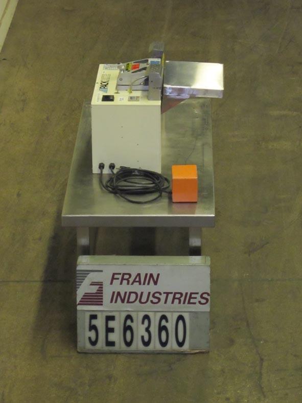 Pack Rite Sealer Bag Impulse RTP-1F