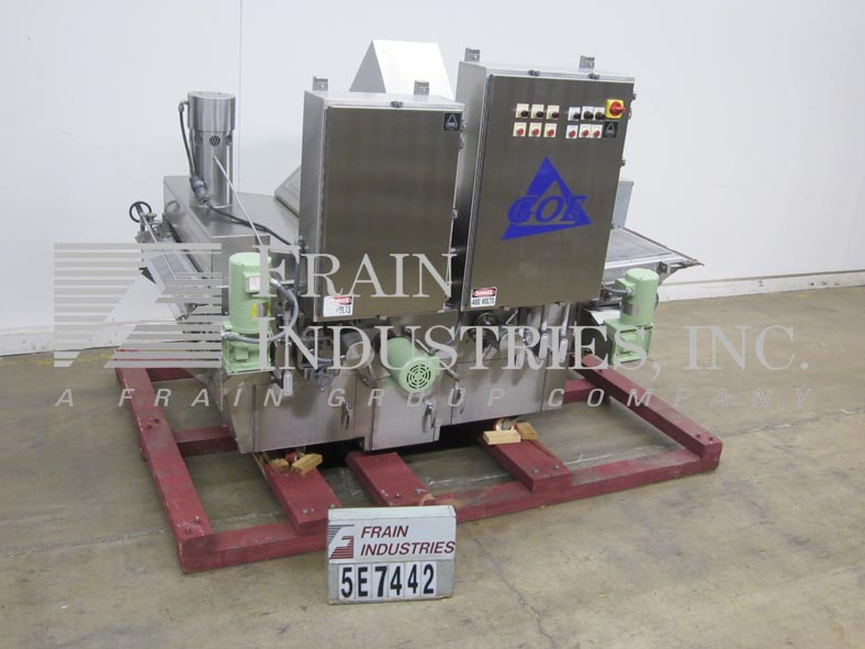 GOE General Oil Equipment Bakery Equipment