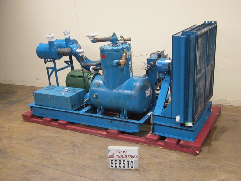 Photo of Quincy Compressor, Air Screw QSI 1500