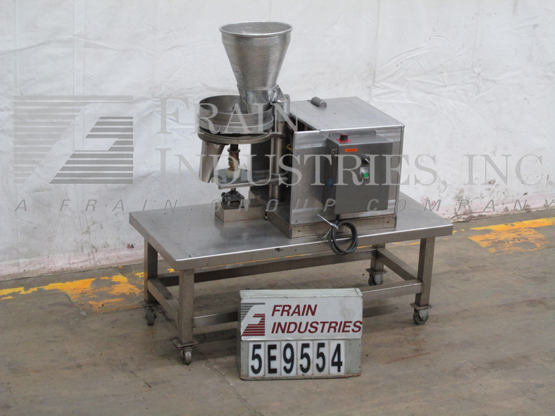 Spee Dee Filler Powder Volumetric CBE-4