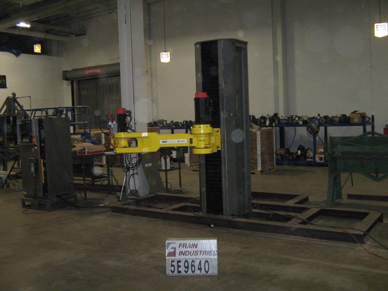 Fanuc Palletizer Robotic M400
