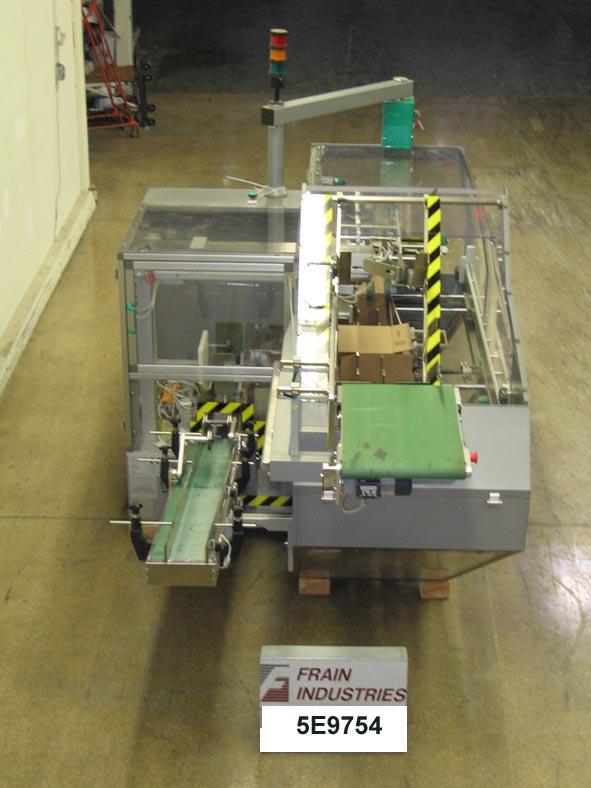 Marchesini Case Packer Erector/sealer PS510