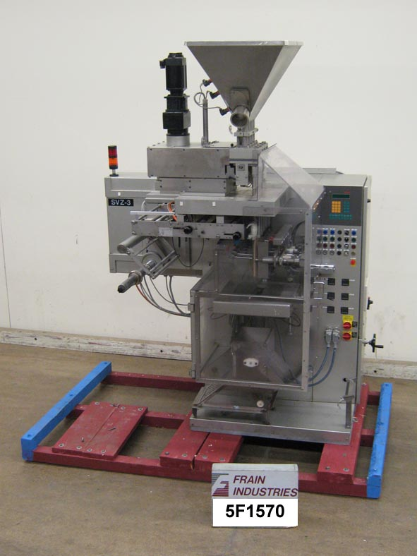 Bosch Form & Fill Volumetric SVZ0350AQ