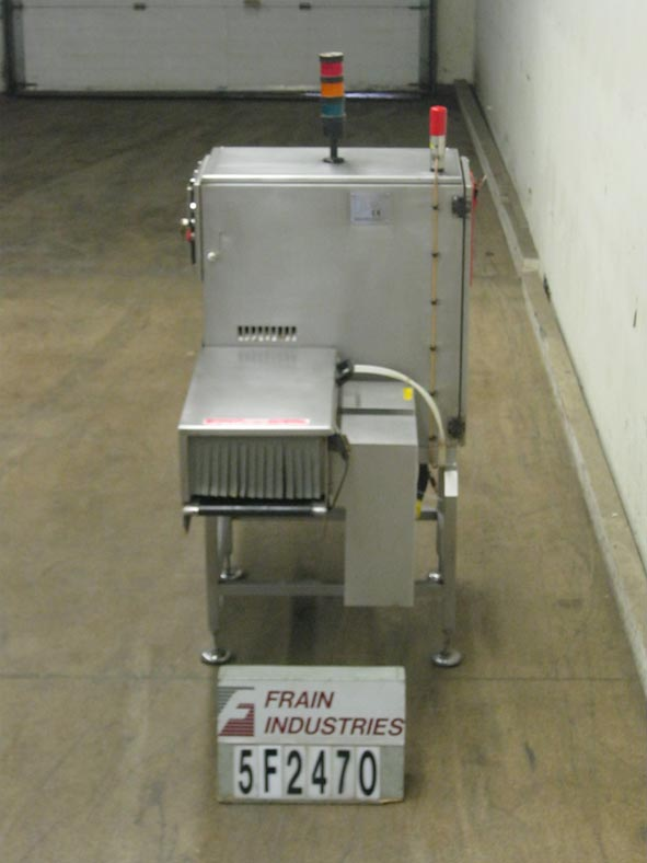 Safeline Metal Detector X-Ray T21/300