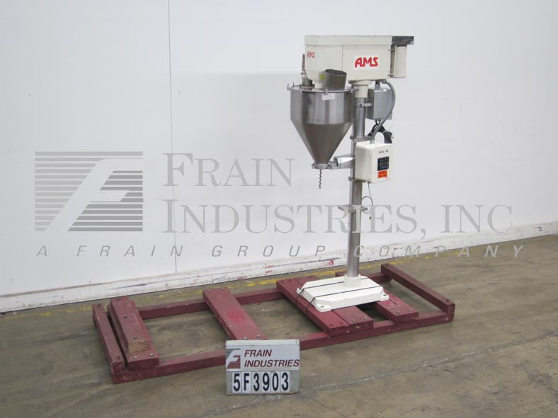 AMS Filling Systems Filler Powder Auger A100