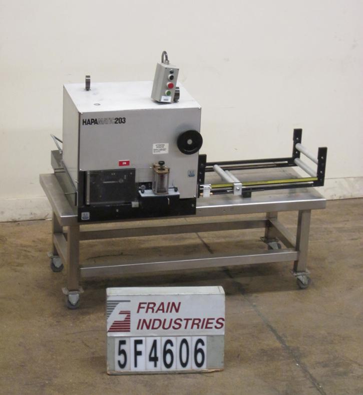 Hapa Printer Case 203