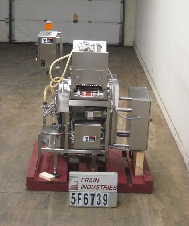 Fedco Bakery Equipment Depositors SS123C0S