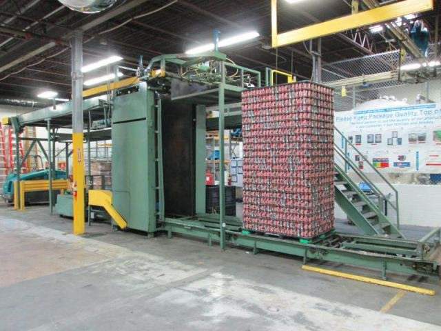 Depalletizer Bulk D-E-C-SF-L
