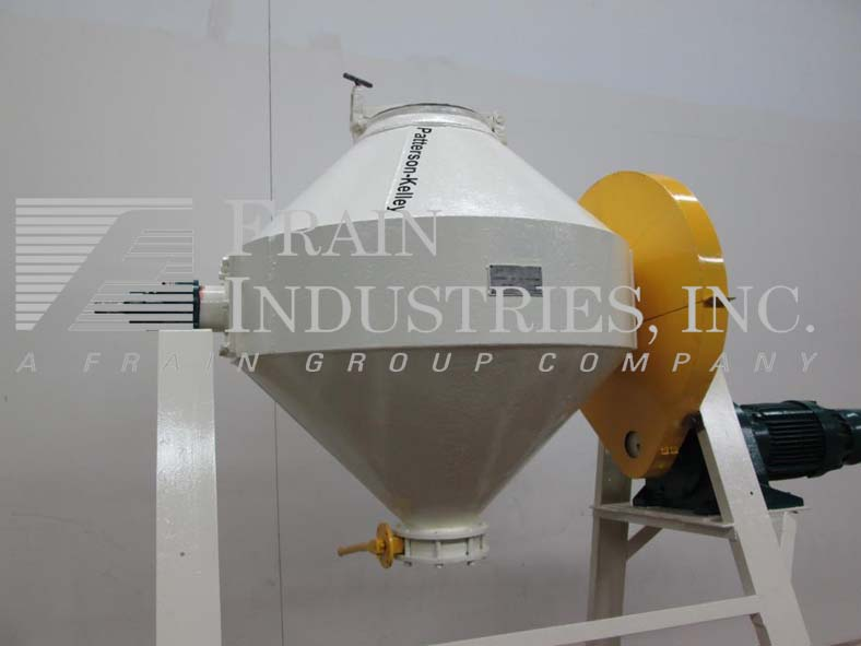 Patterson Mixer Powder Double Cone THOROBLENDER TYPE B