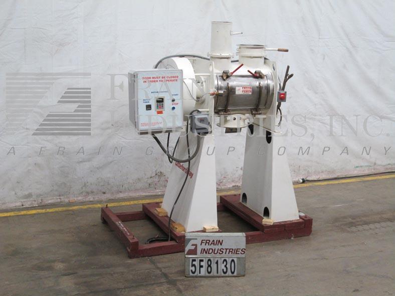 Littleford Mixer Powder Plow FM130