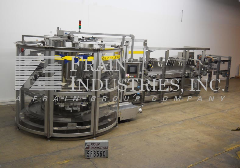 Hartness Case Packer Drop Packer 3500