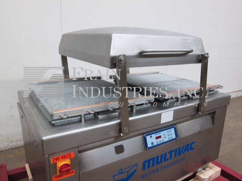 Multivac Sealer Bag Vacuum C500