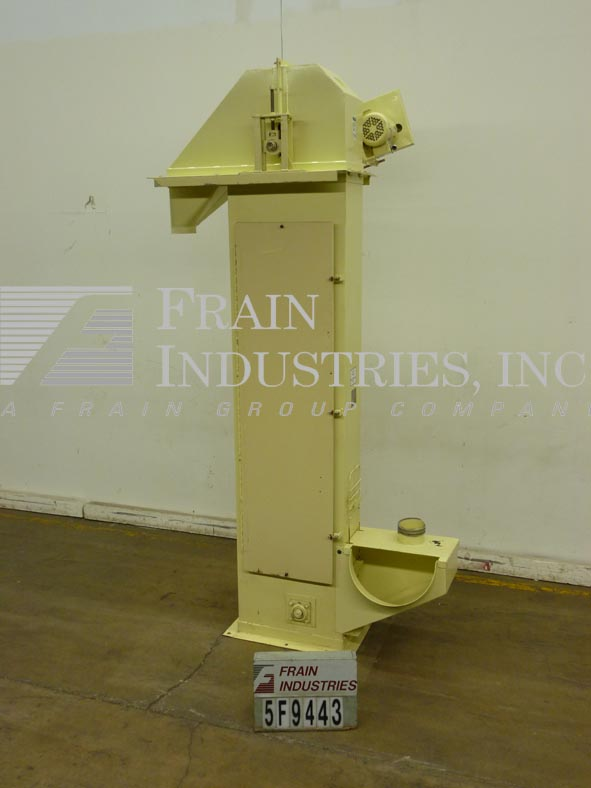 Thomas & Muller Systems LTD  Conveyor Bucket Elevator BUCKET ELEVATOR
