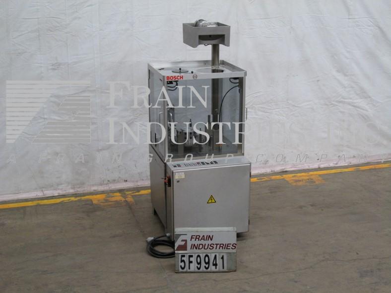 Bosch Pharma Filler Powder Capsule GKF400