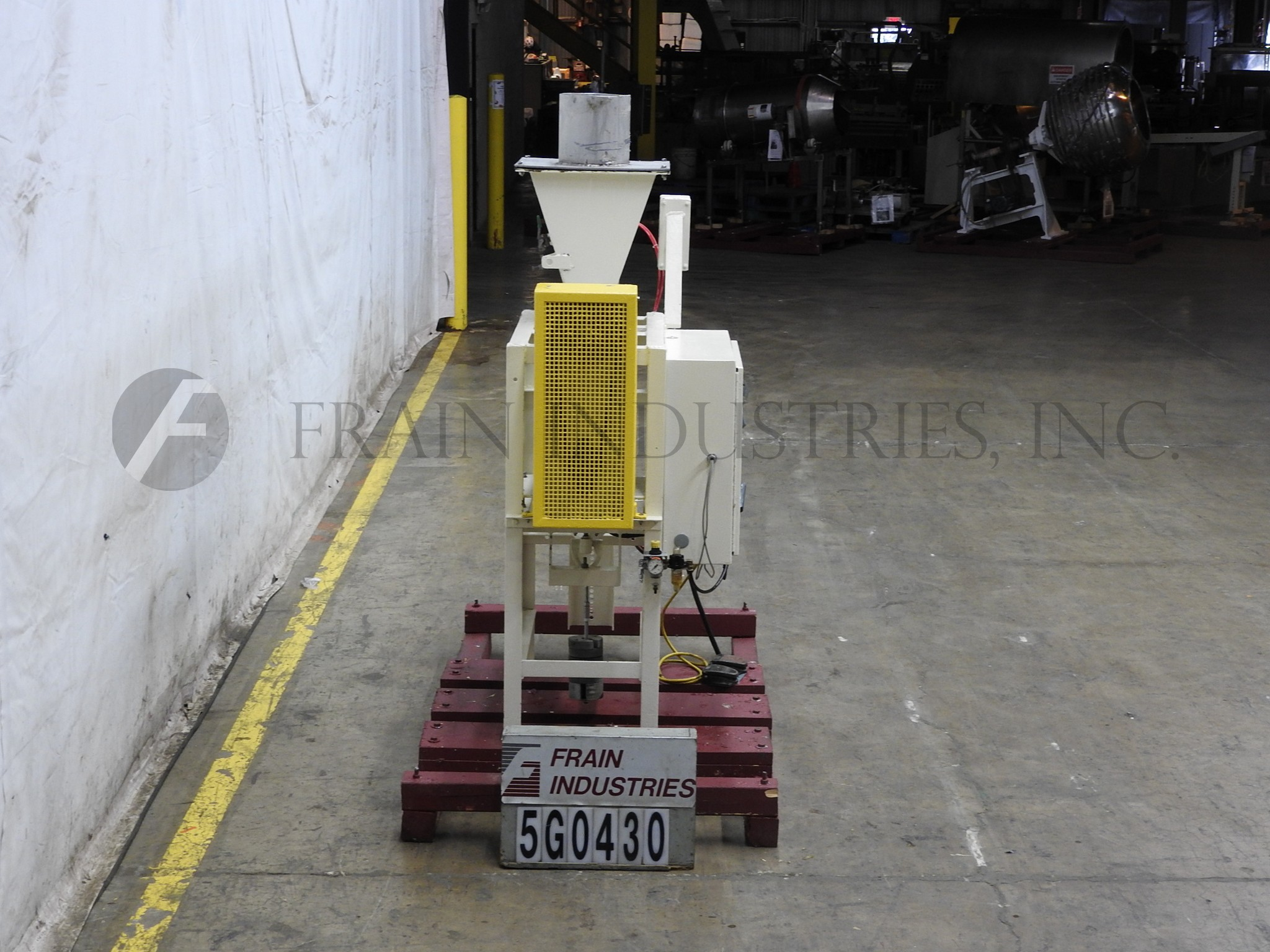 Stone Container Filler Powder Bulk 987