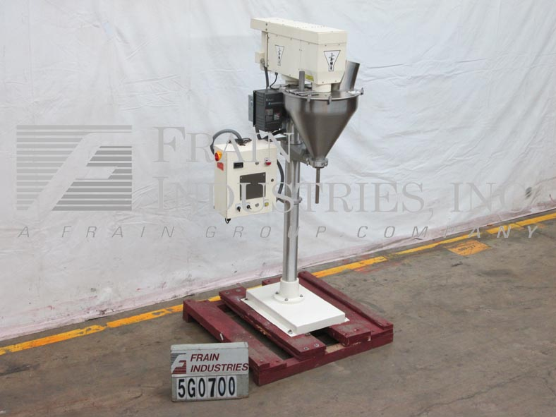 AMS Filling Systems Filler Powder Auger A-110