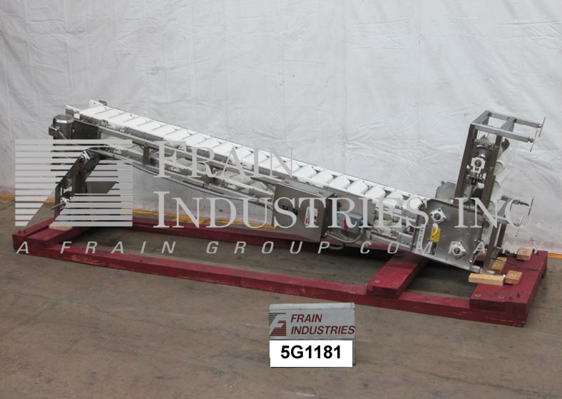 Nedco Conveyor Bucket Elevator ULTRALIFT