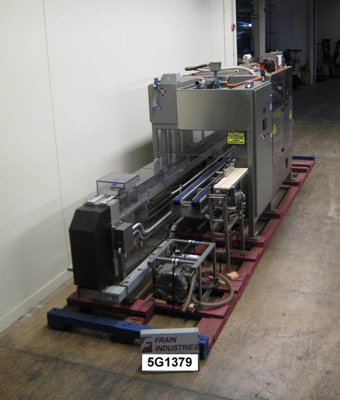 Goodman Packaging Case Packer Robotic UNIVERSAL ICS